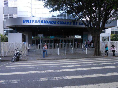 Endereço da Universidade Cidade de São Paulo (Unicid)
