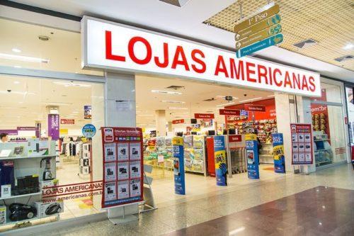 Lojas Americanas com promoção do dia.