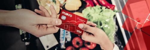 Makro - fatura e cartão Makro