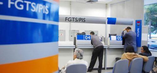 Saque-aniversário do FGTS na Internet (sem sair de casa)