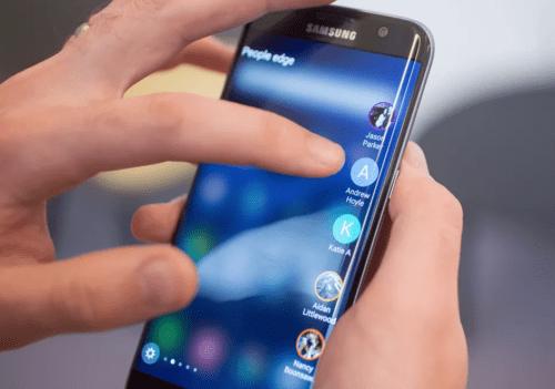Galaxy S7 Edge é considerado um dos smartphones com melhor desempenho
